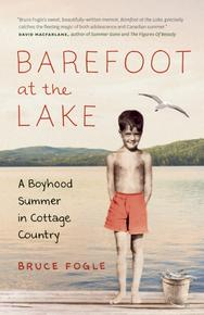 Book Cover Barefoot at the Lake