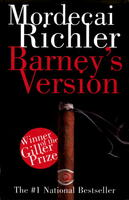 Book Cover Barney's Version