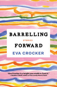 Book Cover Barrelling Forward