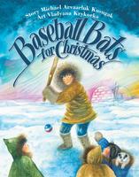 Book Cover Baseball Bats for Christmas