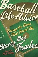 Book Cover Baseball Life Advice