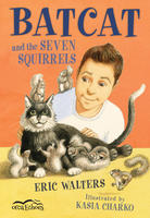 Book Cover Batcat and the Seven Squirrels