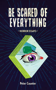 Book Cover Be Scared of Everything