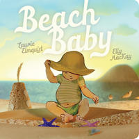 Book Cover Beach Baby