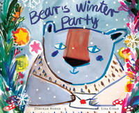 Book Cover BEar's Winter Party