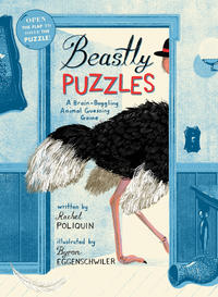 Book Cover Beastly Puzzles