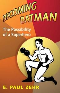 Book Cover Becoming Batman