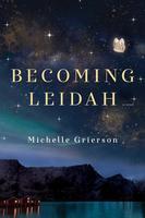 Book Cover Becoming Leidah