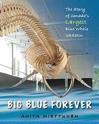 Book Cover Big Blue Forever