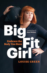Book Cover Big Fit Girl