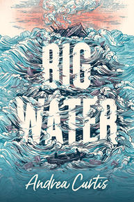 Book Cover Big Water