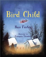 Book Cover Bird Child
