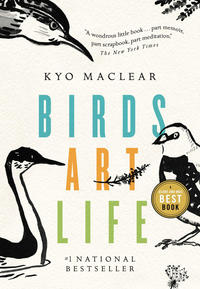 Book Cover Birds Art Life