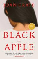 Book Cover Black Apple