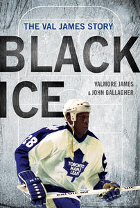 Book Cover Black Ice
