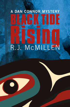 Book Cover Black Tide Rising