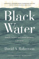 Book Cover Black Water