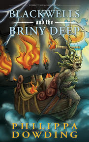 Book Cover Blackwells and the Briny Deep