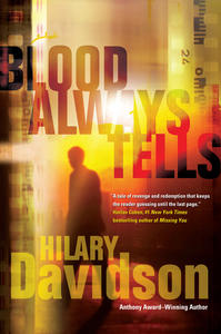 Book Cover Blood Always Tells