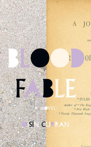 Book Cover Blood Fable