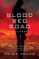 Book Cover Blood Red Road