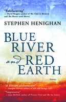 Book Cover Blue River and Red Earth