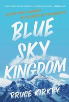 Book Cover Blue Sky Kingdom