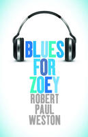 Book Cover Blues for Zoey