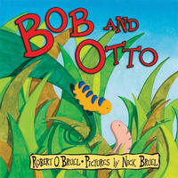 Book Cover Bob and Otto