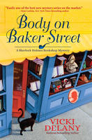 Book Cover Body on Baker Street