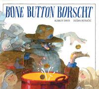 Book Cover Bone Button Borscht