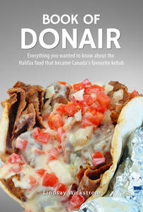 Book Cover Book of Donair
