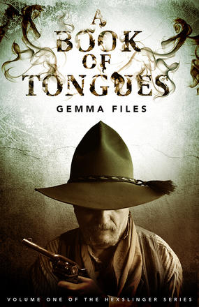 Book Cover Book of Tongues