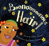 Book Cover Boonoonoonous Hair