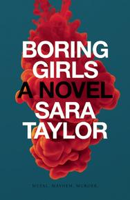 Book Cover Boring Girls