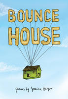 Book Cover Bounce House