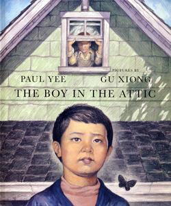 Book Cover Boy in the Atti