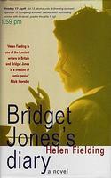 Book Cover Bridget Jones Diary