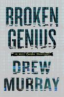 Book Cover Broken Genius