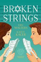 Book Cover Broken Strings