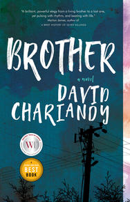 Book Cover Brother