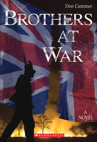Book Cover Brothers at War