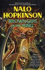 Book Cover Brown Girl in Ring