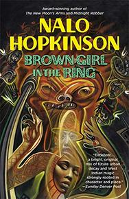 Book Cover Brown Girl in the Ring
