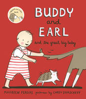 Book Cover Buddy and Earl and the Great Big Baby