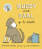 Book Cover Buddy and Earl Go to School