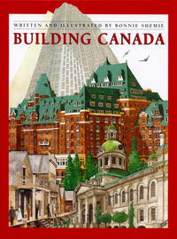 Book Cover Building Canada