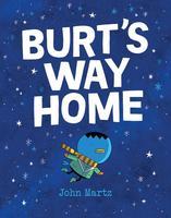Book Cover Burt's Way Home