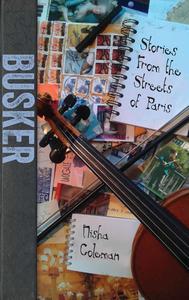 Book Cover Busker Nisha Coleman