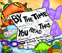 Book Cover By the Time You Read this